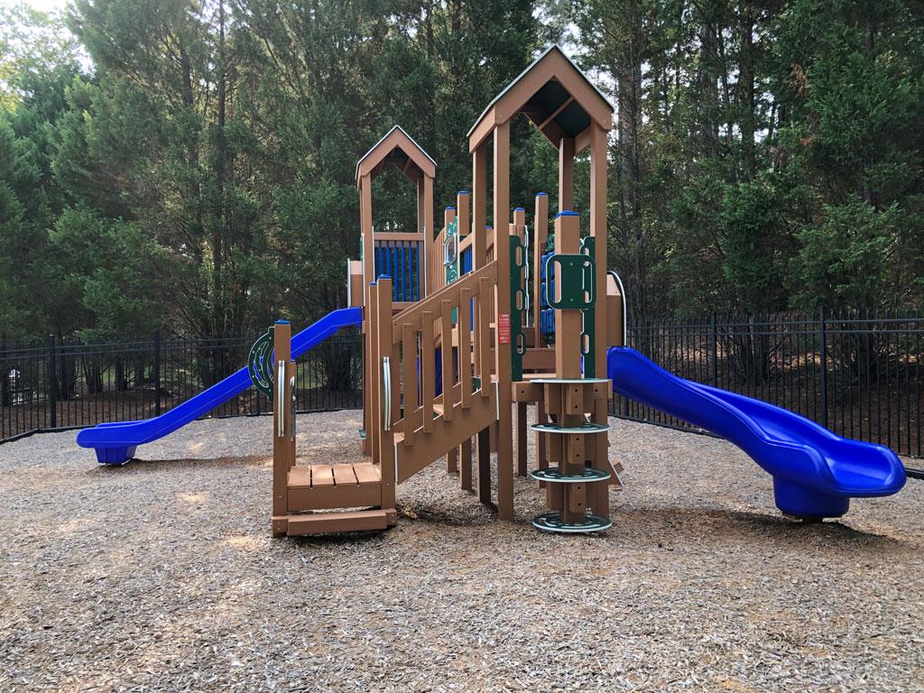 Abbington playground in Apex NC