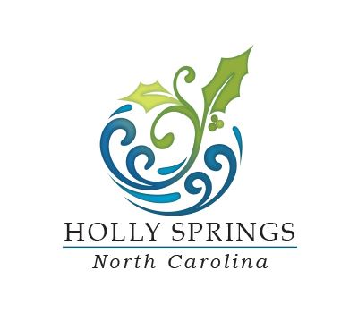 Holly Springs town logo