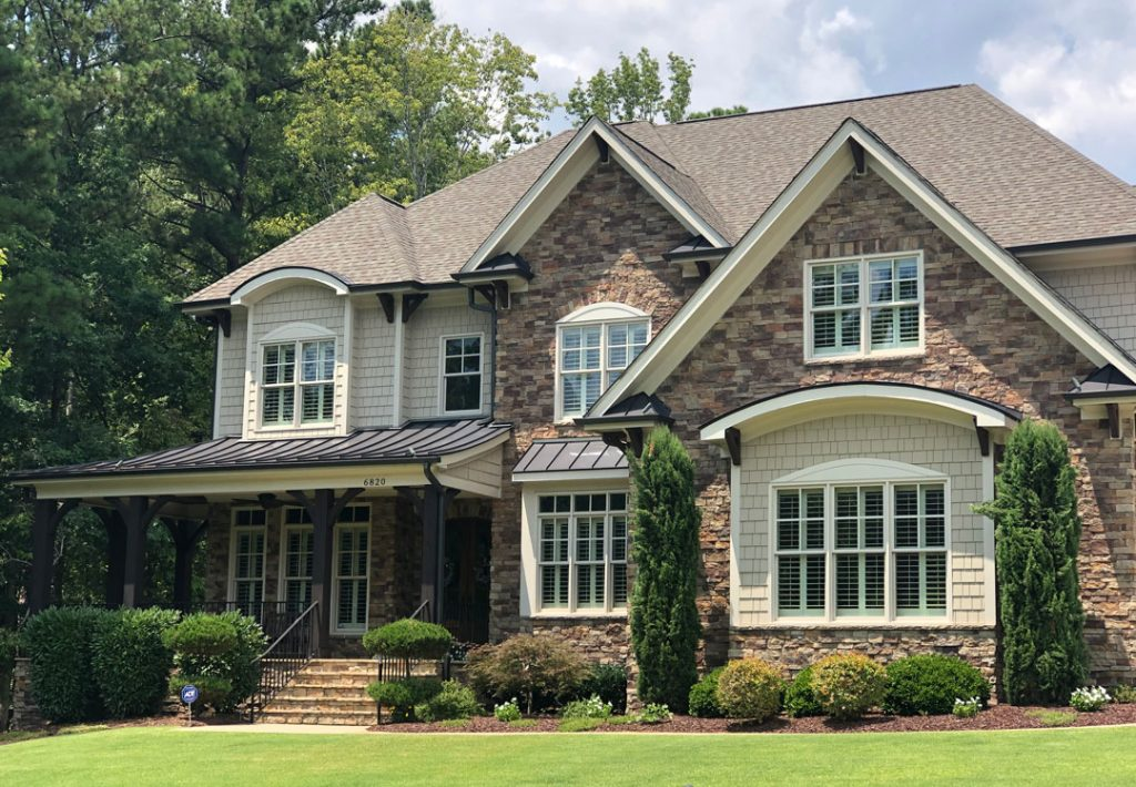 executive homes in Cary, NC; manor homes in Cary; huge lots in Cary NC
